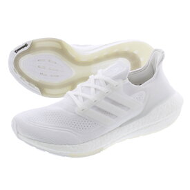 adidas ULTRABOOST 21 アディダス ウルトラブースト 21 FTWR WHITE/FTWR WHITE/GREY THREE fy0379