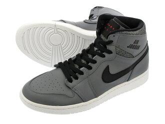 promo code bd4f5 d8795 NIKE AIR JORDAN 1 RETRO HIGH Nike Air Jordan 1 nostalgic high COOL  GREY WHITE BLACK 332,550-014