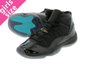 7bfb746148ca9f NIKE AIR JORDAN 11 RETRO GS Nike Air Jordan 11 nostalgic BLACK GAMMA BLUE  MAZE