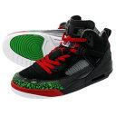 innovative design 6a2ce 3c10f 315371 026. Sold Out. NIKE AIR JORDAN SPIZ IKE ナイキエアジョーダンスパイズイック BLACK VARSITY  RED CLASSIC GREEN WHITE