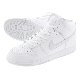 【ビッグ・スモールサイズ】 NIKE DUNK HIGH SP WHITE/PURE PLATINUM