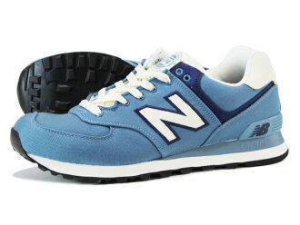 NEW BALANCE ML574RUC New Balance ML574RUC BLUE/IVORY