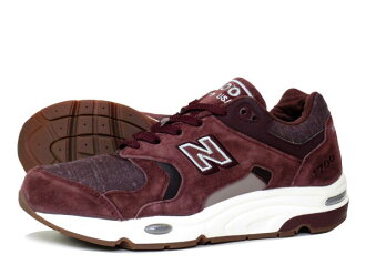 NEW BALANCE M1700DEA BURGUNDY/BROWN 【MADE IN U.S.A】