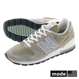 NEW BALANCE M996GY 【MADE IN U.S.A】【Dワイズ】 ニューバランス M996 GY GRAY グレー