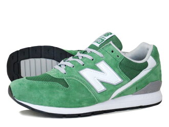 NEW BALANCE MRL996KG GREEN/WHTE/COOL GREY