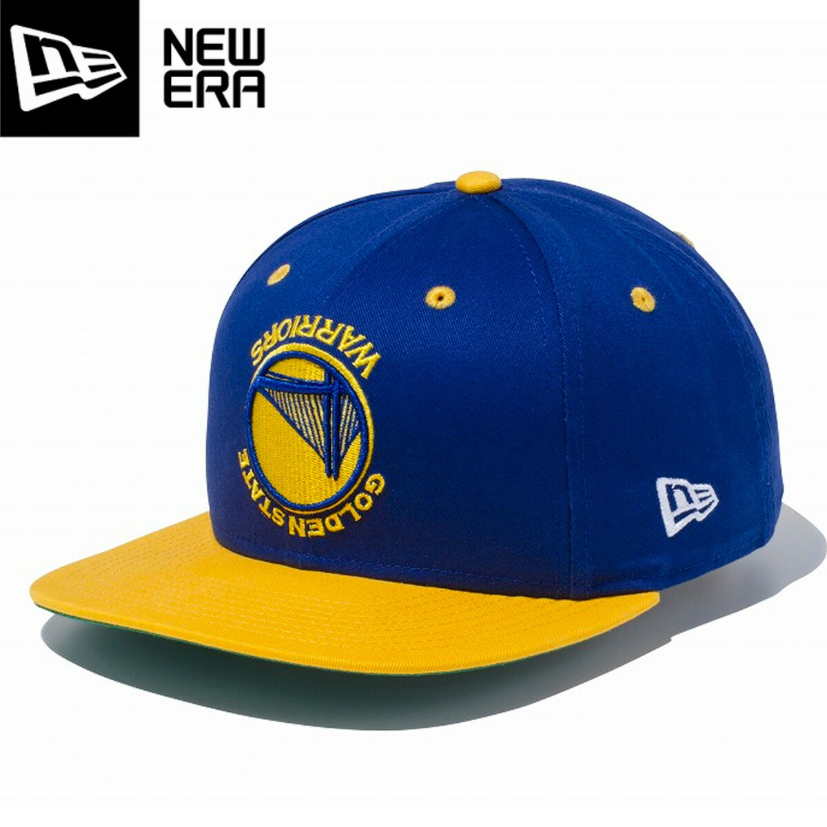 NEW ERA 9FIFTY ORIGINAL FIT UPSIDE DOWN ニューエラ 9FIFTY アップサイド ダウン ゴールデンステート ウォリアーズ GOLDEN STATE WARRIORS