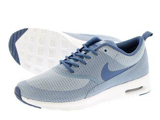 separation shoes 860c8 92c8e LOWTEX PLUS NIKE WMNS AIR MAX THEA TEXTILE Nike womens Air Max Shea  textiles BLUE GREYOCEAN FOGWHITE  Rakuten Global Market