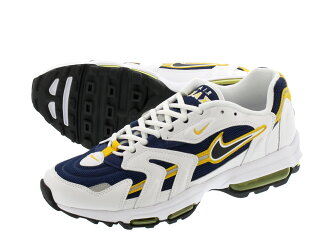 NIKE AIR MAX 96 II XX Nike Air Max 96 II XX WHITE/NAVY/YELLOW