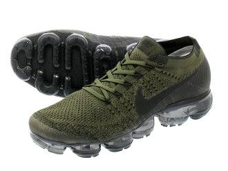 sports shoes 2341a 2c980 NIKE AIR VAPORMAX FLYKNIT Nike vapor max fried food knit MIDNIGHT FOG/CARGO  KHAKI/DESERT MOSS