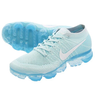 store top quality reasonably priced NIKE AIR VAPORMAX FLYKNIT Nike vapor max fried food knit GLACIER  BLUE/WHITE/PURE PLATINUM