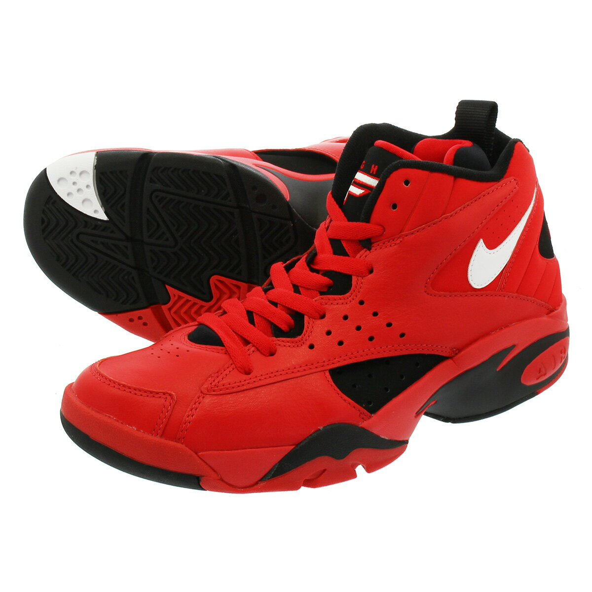【楽天スーパーSALE】 NIKE AIR MAESTRO II QS ナイキ エア マエストロ 2 QSUNIVERSITY RED/WHITE/BLACK aj9281-600