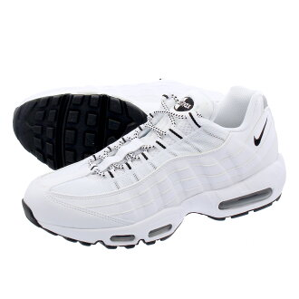 finest selection 13c64 7d2e0 NIKE AIR MAX 95 Nike Air Max 95 WHITE/BLACK