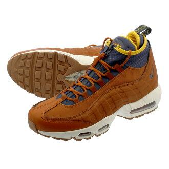 outlet store 162cf e144b LOWTEX PLUS NIKE AIR MAX 95 SNEAKERBOOT Kie Ney AMAX 95 sneakers boots  DARK RUSSETTHUNDER BLUELIGHT BONEYELLOW 806,809-204  Rakuten Global  Market