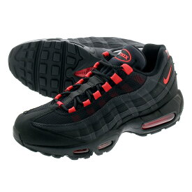 NIKE AIR MAX 95 ナイキ エア マックス 95 BLACK/LASER CRIMSON/ANTHRACITE da1513-001
