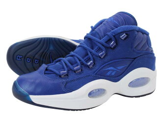 Reebok QUESTION MID Reebok question mid TEAM DARK ROYAL