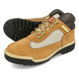 TIMBERLAND FIELD BOOT F/L WP ティンバーランド フィールドブーツ F/L WP WHEAT WATERBUCK NUBUCK a18ri
