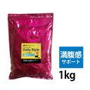 犬用療法食・満腹感サポート(減量・ダイエット)1kg(鹿肉ドッグフード/ベニソン/国産/無添加/デイリースタイル/犬)