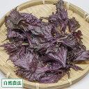 【予約商品】 赤しそ 枝付き 約2.7kg 自然農法 (青森県 アグリメイト南郷) 産地直送