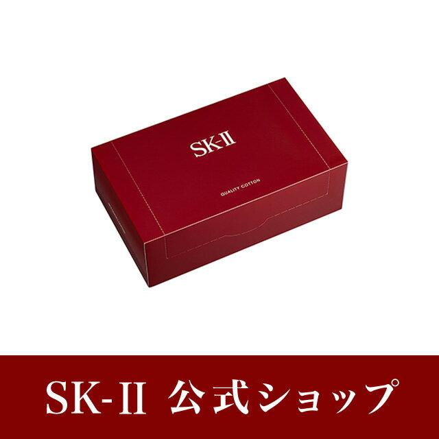 SK-2 / SK-II(エスケーツー)クオリティー コットン 100枚セット|正規品 sk2 ピテラ マックスファクター 化粧品・コスメ スキンケア 化粧水 3層構造 天然 肌に優しい ふきとりコットン 拭き取り ふき取り パッティング メイク落とし skii 公式 誕生日プレゼント