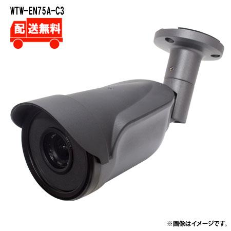 [送料無料]HD-SDIマルチシリーズ 屋外防滴仕様 スターライトカメラ(低照度) WTW-EN75A-C3