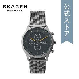 2021 春の新作 スカーゲン スマートウォッチ ハイブリッドHR メンズ SKAGEN 腕時計 SKT3002 JORN HYBRID SMARTWATCH HR 公式 2年 保証