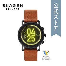 スカーゲン スマートウォッチ タッチスクリーン メンズ レディース 腕時計 SKAGEN 時計 ウェアラブル SMART WATCH SKT5201 FALSTER3 公式 2年 保証