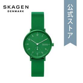 【公式ショッパープレゼント】2019 秋の新作 スカーゲン 腕時計 公式 2年 保証 Skagen レディース SKW2804 AAREN KULOR