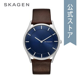 【30%OFF 増税前!お得セール中】【公式ショッパープレゼント】スカーゲン 腕時計 公式 2年 保証 Skagen ペアウォッチ メンズ ホルスト SKW6237 HOLST