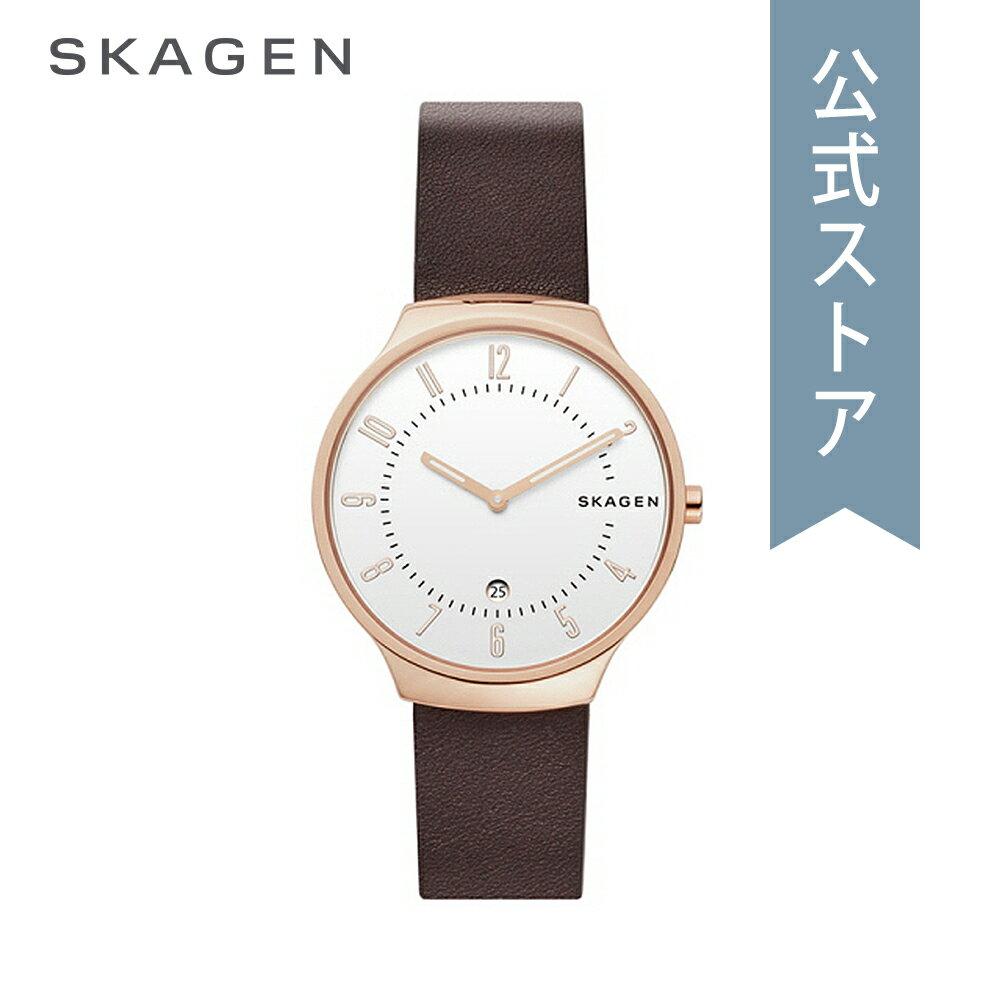 『公式ショッパープレゼント』30%OFF スカーゲン 腕時計 公式 2年 保証 Skagen メンズ グレーネン SKW6458 GRENEN