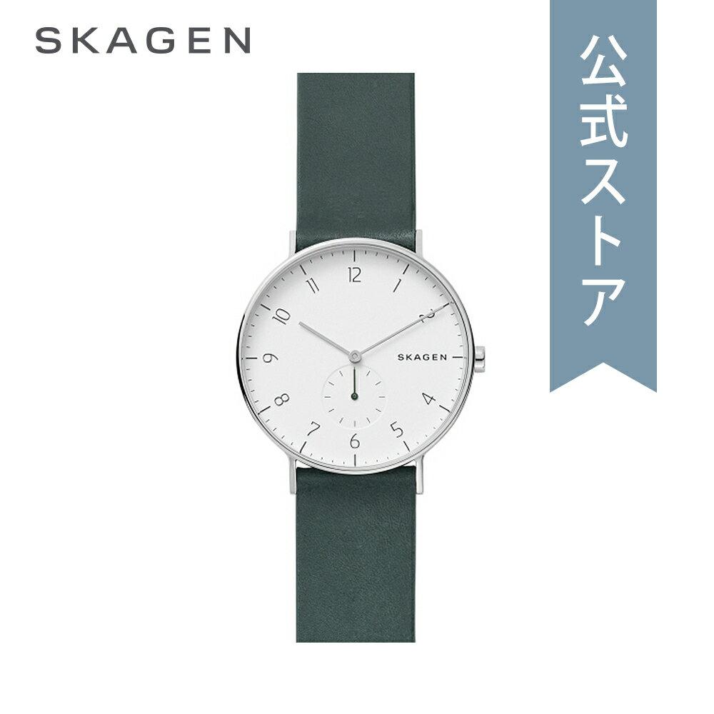 今すぐ使える5%OFFクーポン配布中!2018 秋の新作 スカーゲン 腕時計 公式 2年 保証 Skagen メンズ アーレン AAREN SKW6466