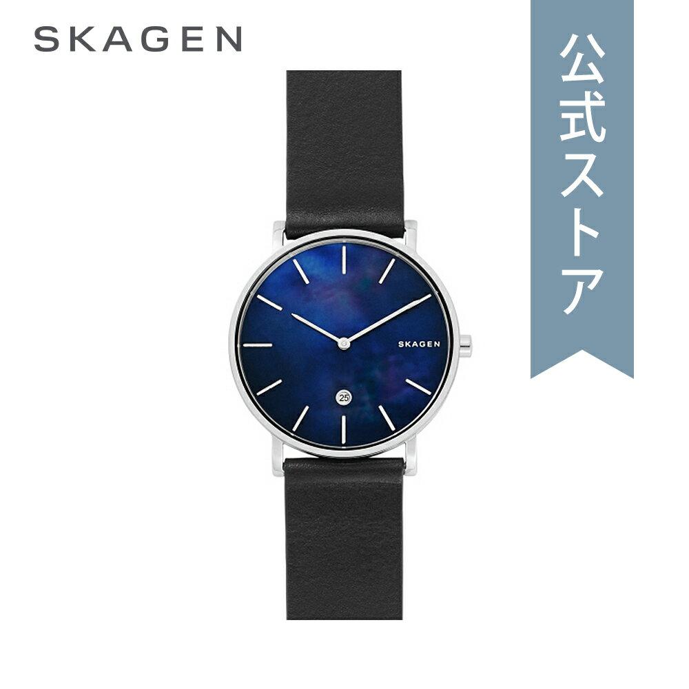 [ハロウィン イベント中] ストラップ プレゼント!今すぐ使える5%OFFクーポン配布中!2018 秋の新作 スカーゲン 腕時計 公式 2年 保証 Skagen メンズ ハーゲン HAGEN SKW6471