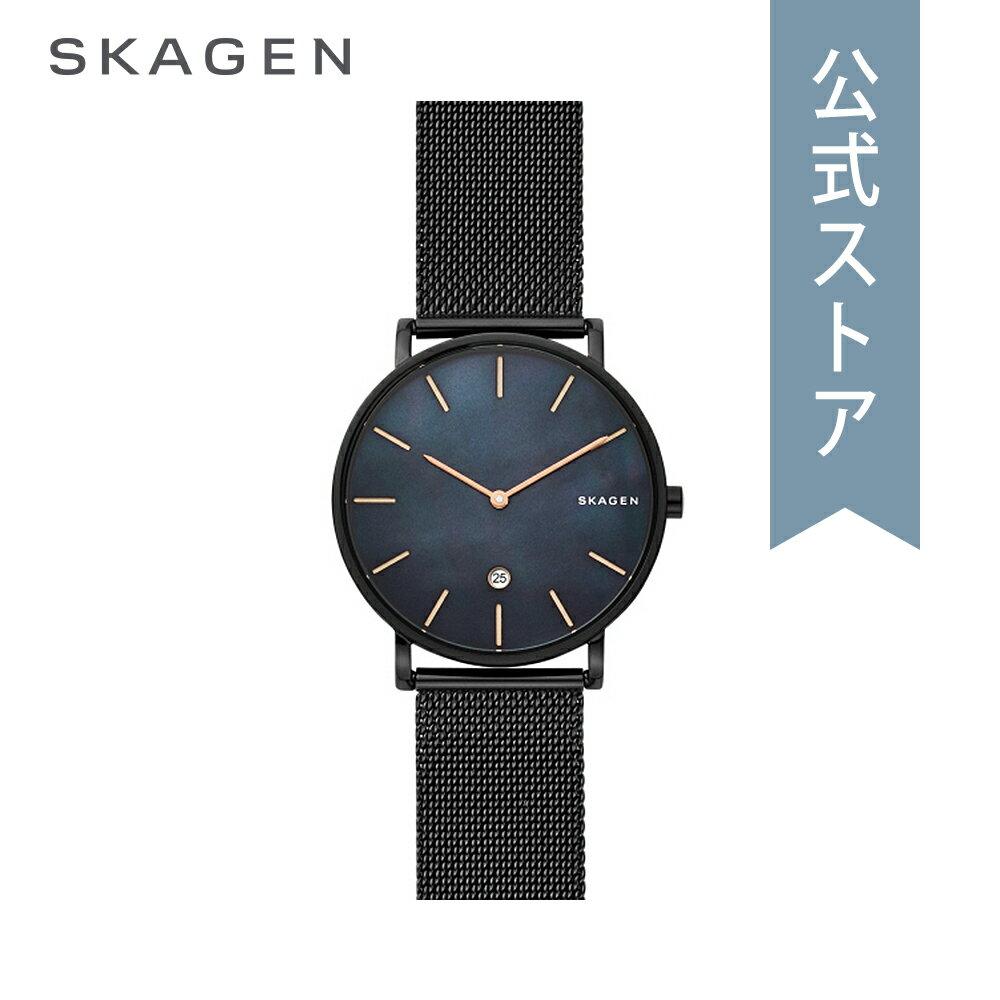 [ハロウィン イベント中] ストラップ プレゼント!今すぐ使える5%OFFクーポン配布中!2018 秋の新作 スカーゲン 腕時計 公式 2年 保証 Skagen メンズ ハーゲン HAGEN SKW6472