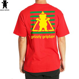 Tシャツ 半袖 グリズリー GRIZZLY スケボー スケートボード SPORTS ACADEMY TEE