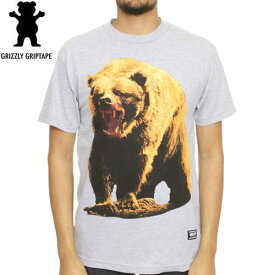 Tシャツ 半袖 グリズリー GRIZZLY スケボー スケートボード OUT FOR BLOOD TEE