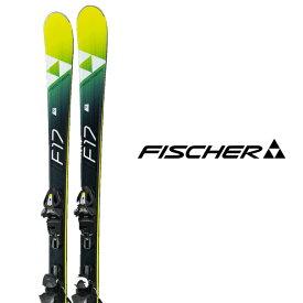 フィッシャー スキー板 FISCHER【2018-19モデル】PROGRESSOR F17 + RS10 GW