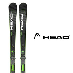 HEAD ヘッド スキー板 《2022》 SUPER SHAPE E-MAGNUM スーパーシェイプ E マグナム + PRD 12 GW Brake 85 [F] ビンディング セット 〈 送料無料 〉