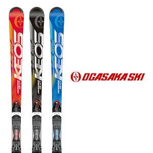 OGASAKA オガサカ スキー板 《2020》 KS-CT + チロリア PRD 11 GWビンディング セット 〈 送料無料 〉