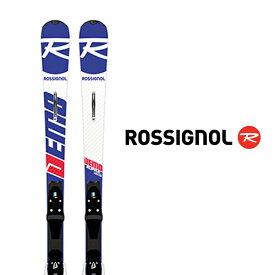ロシニョール スキー板 ROSSIGNOL【2018-19モデル】DEMO ALPHA Ti Ltd (R22) + SPX 12 Rockerflex Black Icon