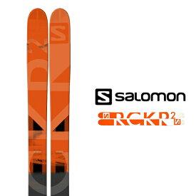 サロモン スキー板 SALOMON【2015-16モデル】ROCKER2 122(板のみ)