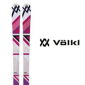 フォルクル スキー板 VOLKL【2015-16モデル】NUKKA 専用スキン付き (板のみ)