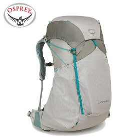 OSPREY オスプレー ルミナ 60 LUMINA シアンシルバー 登山 縦走 トレッキング 旅行 ザック :OS50343