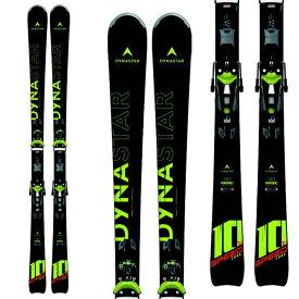 DYNASTAR ディナスター 19-20 スキー 2020 SPEED ZONE 10 TI スピードゾーン (KONECT) (金具付き) スキー板 オールラウンド デモ: [SKI]