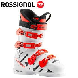 ROSSIGNOL ロシニョール 19-20 スキーブーツ 2020 HERO WORLD CUP 70 SC ジュニア スキーブーツ レーシング (White):