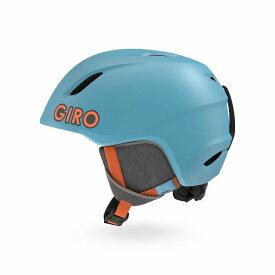 4/6AMまで!クーポンで10%OFF!GIRO ジロー 19-20 ヘルメット 2020 LAUNCH Metalic Iceberg ランチ スキーヘルメット ジュニア 軽量: [34SS_HEL]