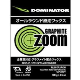 10月31日までポイント10倍!DOMINATOR ドミネーター ZOOM GRAPHITE 100g