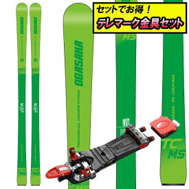 テレマーク金具セットでお買い得!クーポン利用でさらにお買い得!19-20オガサカ OGASAKA TC-MS+The M Equipment MEIDJO 2.1 [テレマーク金具付き2点セット]