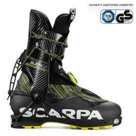 クーポン利用でさらにお買い得に!19-20SCARPA スカルパALIEN 1.0エイリアン1.0ISMF規格対応山岳レース専用ブーツ