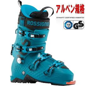 総決算!9月30日までクーポン利用で更に10%OFF!19-20ROSSIGNOL ロシニョールALL TRACK PRO 120LTオールトラックプロ120LTアルペン規格兼用靴