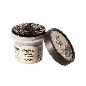 スキンフード コーヒー ファーミング フェイスマスク | ほろにがコーヒーの香りでスッキリ!キメ引き締め フェイススクラブ | SKINFOOD 3000円以上 送料無料