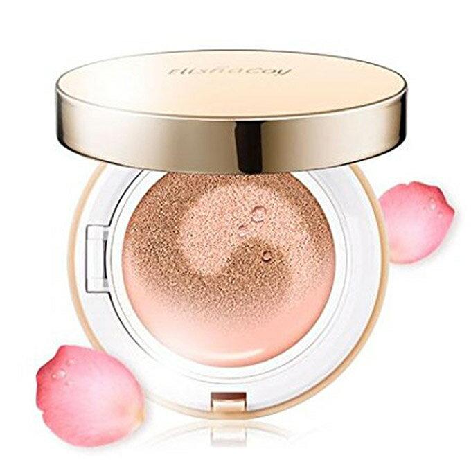 【おまけ付き】[ELISHACOY/エリシャコイ] Pink Blooming Cushion Foundation / ピンクブルーミングクッションファンデーション SPF50+/PA+++ 15g |ファンデーション フェイス シミ ベースメイク メイクアップ 化粧品 韓国コスメ SkinGarden/スキンガーデン